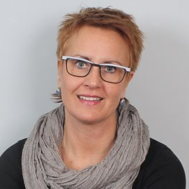 Katja Smitskamp directeur Zorg & Innovatie Tzorg