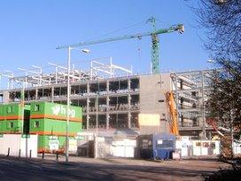 VUmc haalt 246 miljoen binnen voor bouwprojecten
