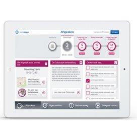 MediMapp als reisgids bij kanker
