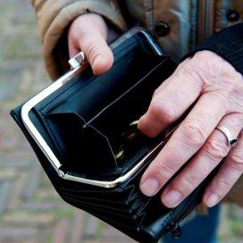 'Oudere patiënt hard geraakt in portemonnee'