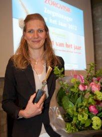 Kim van Leeuwen gekozen tot Talent van het Jaar 2012