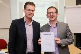 Eerste certificaten Zorgvisie Academy