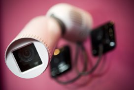 Camera's op SEH niet verboden