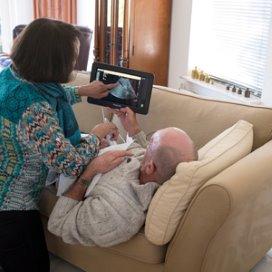 Echografie op tablet voor huisartsen