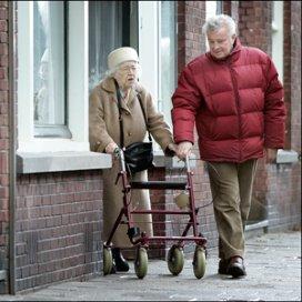 Bijna helft dementerenden woont alleen thuis