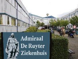 Geen gedwongen ontslagen bij Admiraal De Ruyter Ziekenhuis