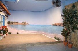 Strandkamer voor dementerenden