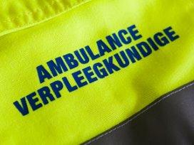 'Ambulancezorg door brandweer is professioneel onmogelijk'