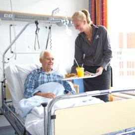 Ikazia Ziekenhuis start proef met roomservice