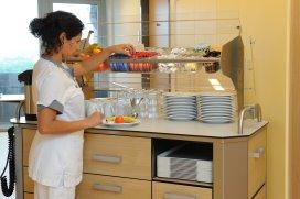 Nieuwe maaltijdvoorziening Catharina scoort bij patiënten