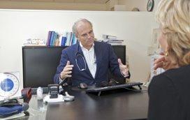 Relatief weinig artsen in Nederland