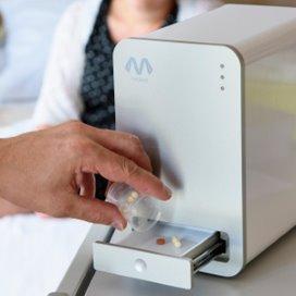 Ziekenhuis controleert medicatie met 3D-scan