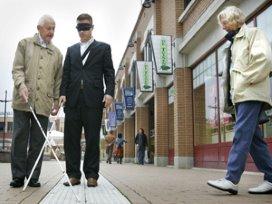 Amerikaanse onderzoekers ontwikkelen bril die blinden laat zien
