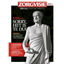 Zorgvisie glossy 2012