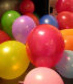 Serie: Ballonnenman met een luisterend oor