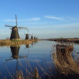 Kinderdijk © Rijkswaterstaat