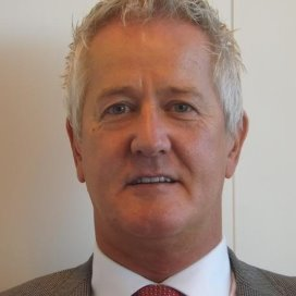 Wybren Bakker wordt in het nieuwe jaar bestuursvoorzitter van Het Zand.