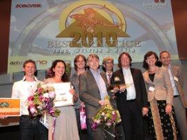 Noorderbreedte wint Best Practice Award 2010