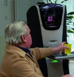 Poll: Robothanden aan bed geen verbetering