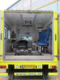 Kwaliteit van ambulancezorg Amsterdam keldert