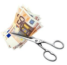 Geld doorgeknipt.Enrico Bonfanti.jpg