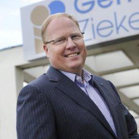 Freek Korver interim-bestuurder Zuwe Hofpoort Ziekenhuis