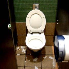 Zorg heeft schoonste toiletten