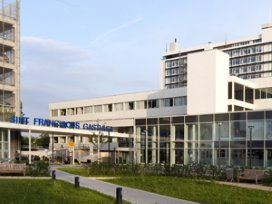 Erasmus MC opent poli radiotherapie in St. Franciscus Gasthuis
