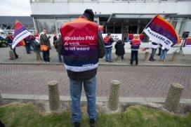 Directie Amsta in gesprek met vakbond na bezetting