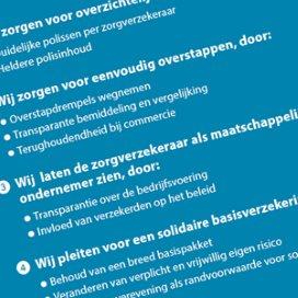 Plan ZN: Meer solidariteit in basisverzekering