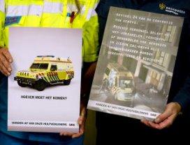 Misleidende cijfers over geweld tegen hulpverleners