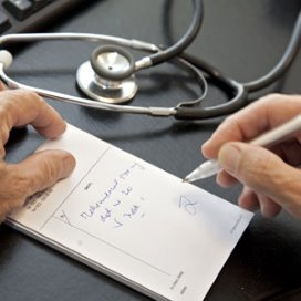 Hogere therapietrouw na lezen aantekeningen arts