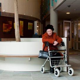 'Verpleeghuisbewoner wil afwijken van regels'