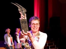 Activiteitenbegeleidster wint FNV-prijs