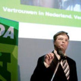 CDA: 'Fors bezuinigen op zorg'