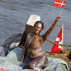 <p>De Deense zeemeermin