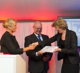 Verpleeghuis Oudshoorn behaalt Gouden Milieuthermometer Zorg