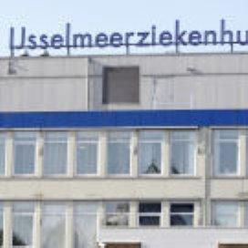 Geen extra geld voor IJsselmeerziekenhuizen