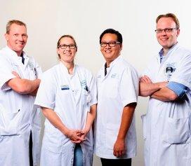 Beatrixziekenhuis sneller op de been na operatie aan de heup400.jpg