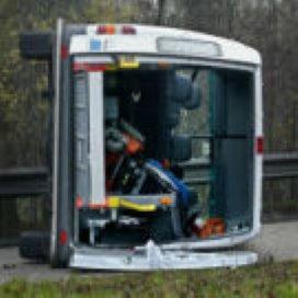 NZa controleert ziekenvervoer streng