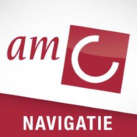 AMC lanceert navigatie-app voor bezoekers