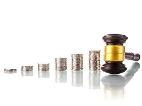 geld en rechter