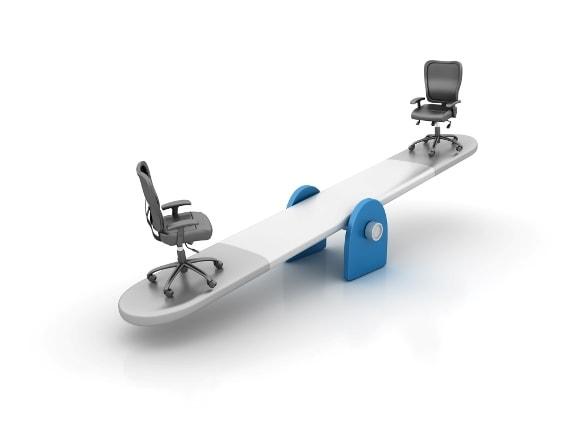 stoelen voor ministers VWS