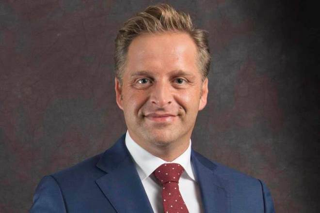 Hugo de Jonge, minister van VWS
