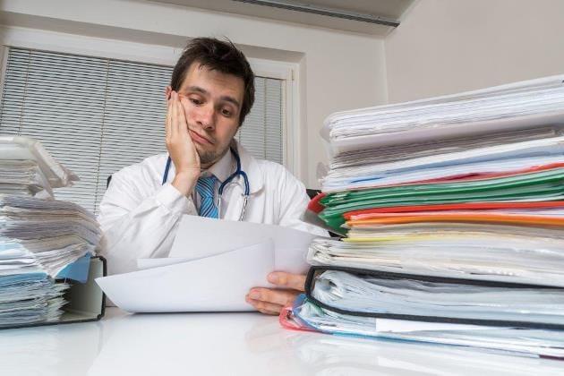 Werkdruk in de zorg