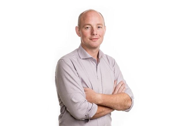 Kinos-directeur Mark Smeenge anderhalvelijnszorg