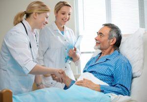 oude patiënt vergrijzing vergrijst ziekenhuis
