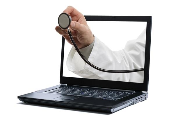 De Jonge voor e-health