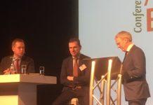 Bas Leerink, Bas van den Dungen en Fred Krapels.