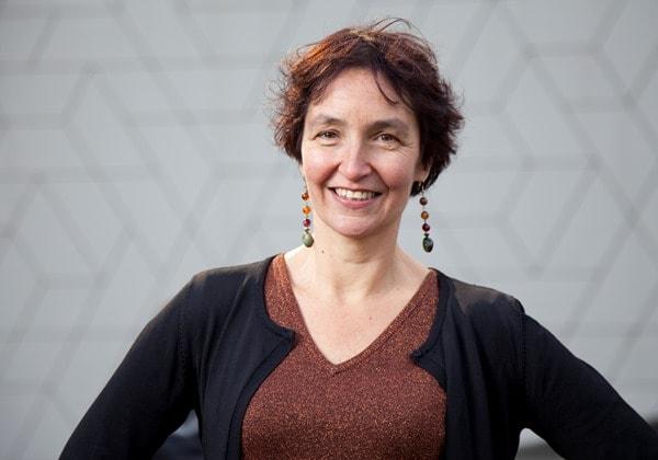 Carina van Aartsen, redacteur Zorgvisie
